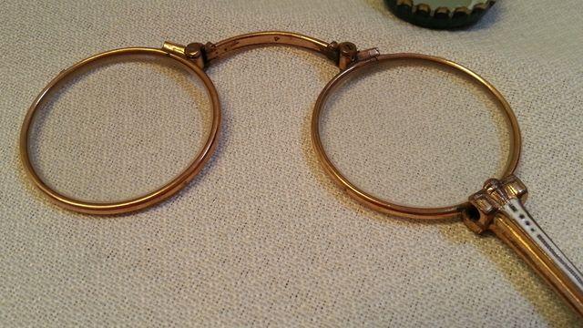 Gafas de ópera. Principios de 1900.Emblemáticos.