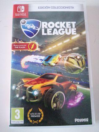 juego Rocket League Nintendo switch