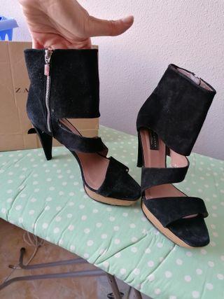 zapatos / sandalias ZARA