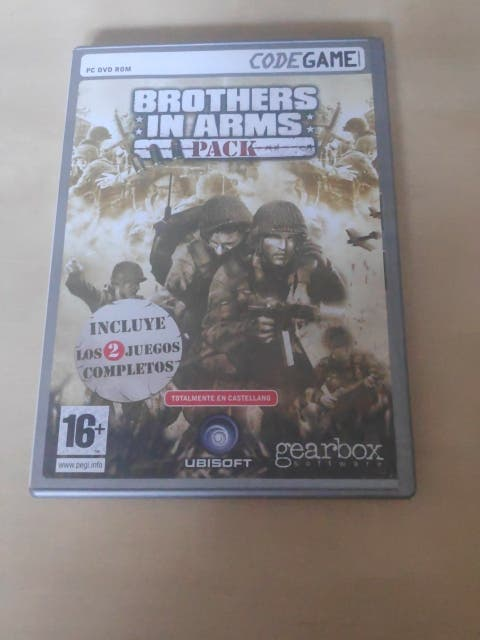 Brothers in arms . Videojuego
