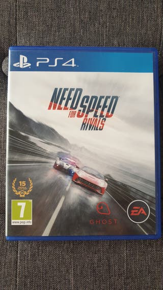 Need for Speed for rivals Ps4