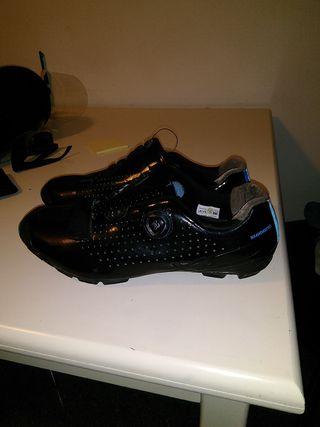 zapatillas BTT Shimano xc7 talla 43