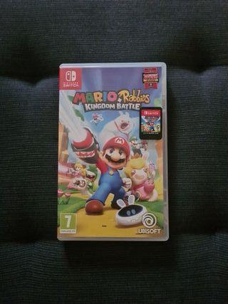 Mario Rabbids Nintendo Switch