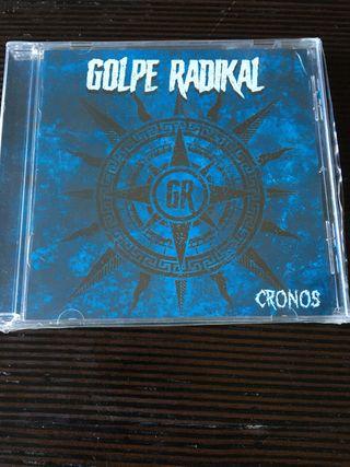 GOLPE RADIKAL CD CRONOS , PRECINTADO