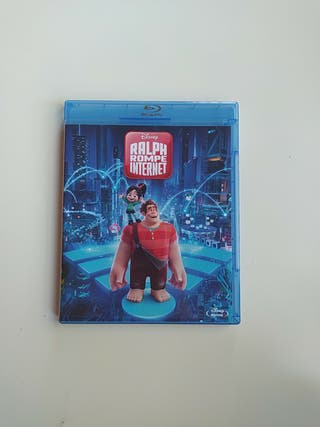 DVD blue-ray de Ralph Rompe Internet