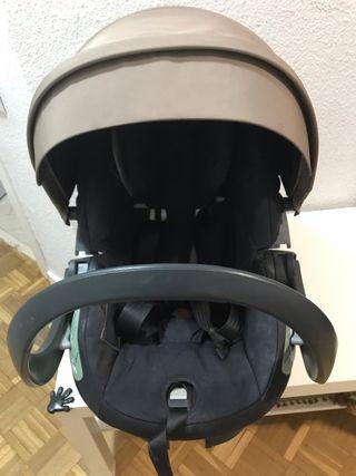 Silla coche bebé Besafe de stokke