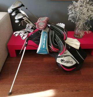 Bolsa de Golf Taylormade con palos lady