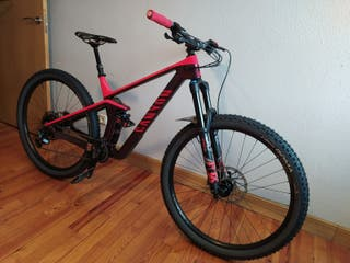 "Canyon strive 160. 29"". Enduro carbono talla L"