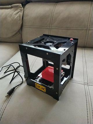 grabadora laser mini