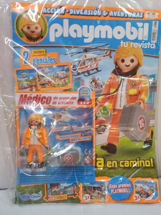 Revista Playmobil. Medico
