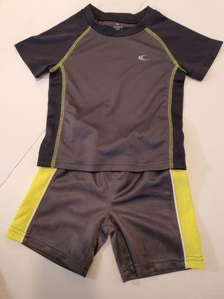 conjunto deportivo para niños