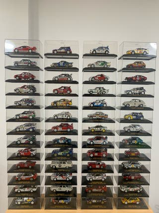 Coches Rally 1/43