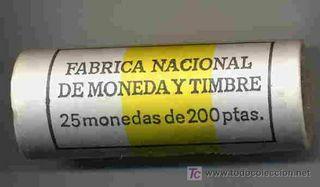 RARISIMO CARTUCHO DE 200PTAS DE 1995: