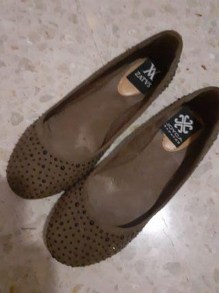 zapatos bailarinas 38