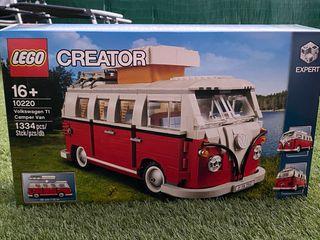 Lego Vw California Creator