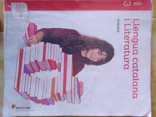 Llengua catalana i literatura 3Eso
