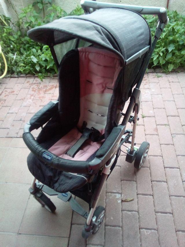 carro de bebé