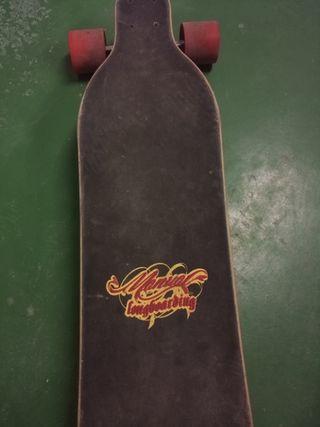 Skate, longboard.