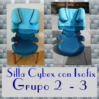 Silla Cybex con Isofix Grupo 2 - 3
