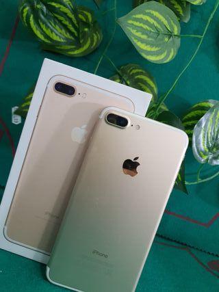 I PHONE 7 PLUS 32GB DORADO