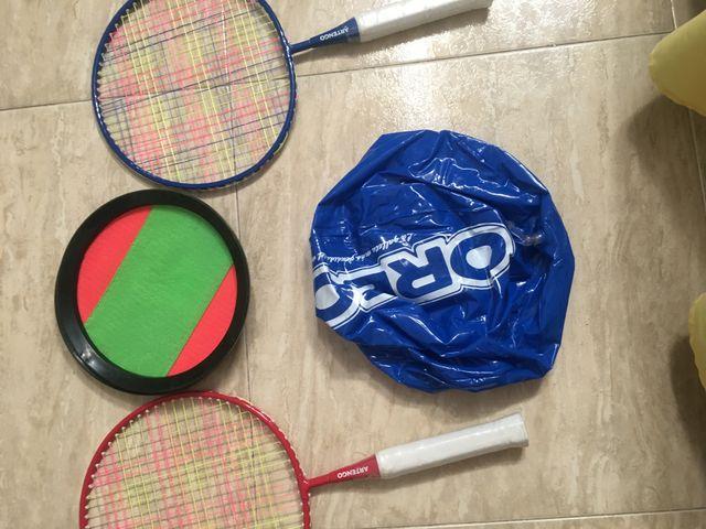 Un kit para jugar con los niños