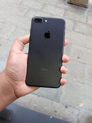 I PHONE 7 PLUS 256GB NEGRO