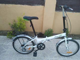 bicicleta plegable folding park F20