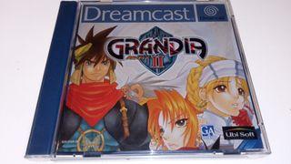 Sega Dreamcast Grandia II