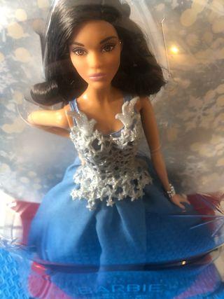 Barbie de colección negrita mulata