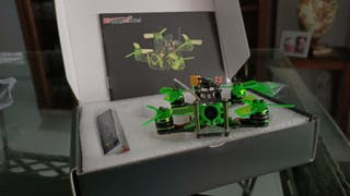 drone de carreras mantis 85