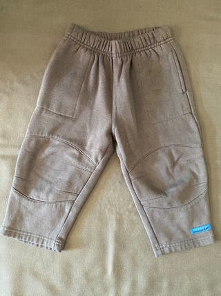 Pantalón bebe chándal decathlon 2 años 85 cm