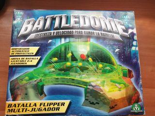Battledome. Batalla Flipper.
