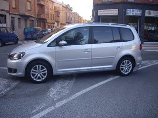 Volkswagen Touran tdi advance 2013