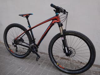 Bicicleta KTM Carbono Impecable