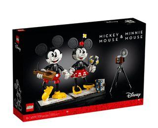 Construibles Mickey y Minnie Mouse Lego 43179