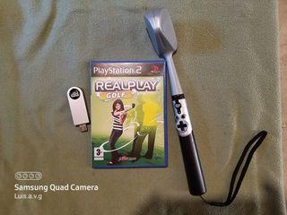 Realplay Golf con palo