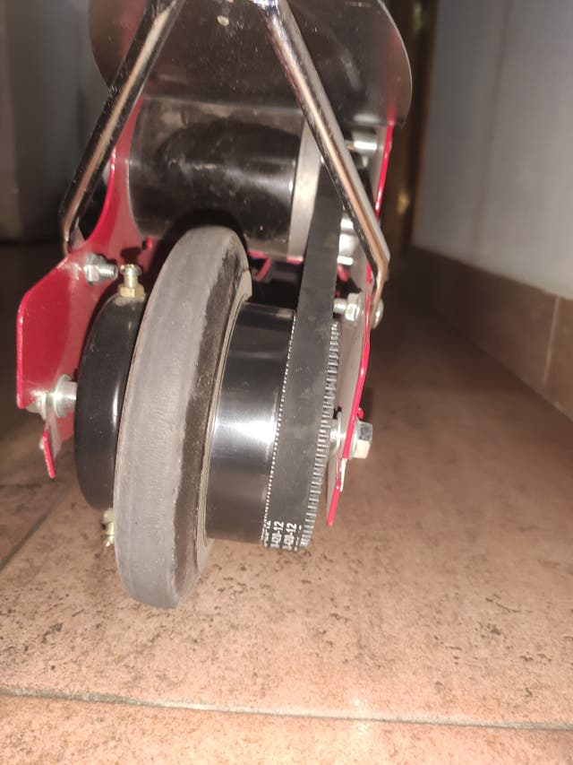 patinete eléctrico homcom