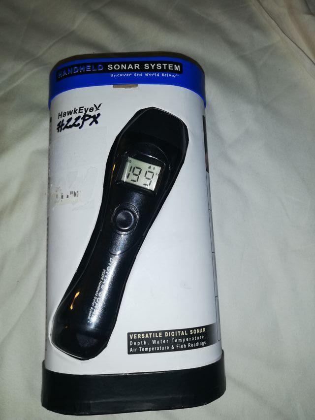 sonda de pesca h22px