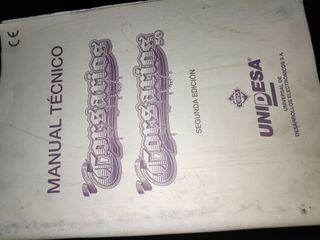 manual técnico cirsa corsarios