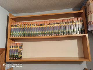 Colección VHS Felix Rodríguez.