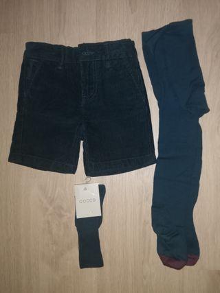 Pantalones cortos Gocco niño
