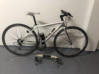 Bicicleta carretera Trek mujer