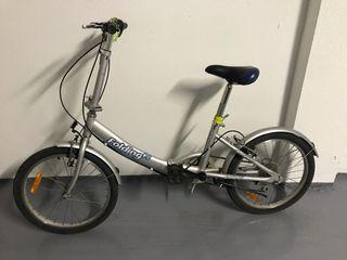 Bicicleta plegable Folding