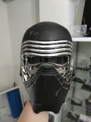 Casco Kylo Ren Star Wars