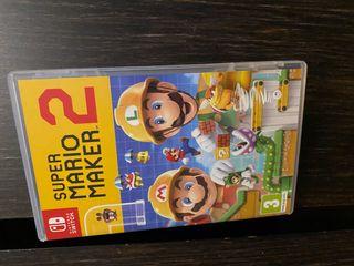 Súper Mario Maker 2 Nintendo Switch