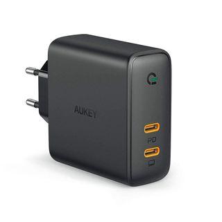 Cargador USB-C 60W MacBook Switch Iphone 11
