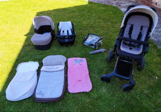 carrito de bebé Jane Rider