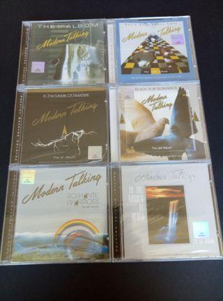 Discografía completa Modern Talking CD NUEVO