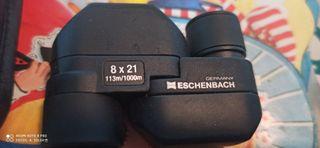 Eschenbach 8X21 monocular telescopio.