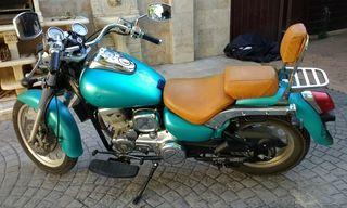 Moto Daelim Daystar 125 cc de carbura